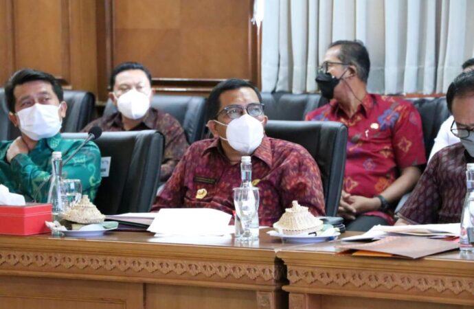 Agar Harga Stabil, Surplus Beras di Kabuptaen Tabanan Disalurkan ke Kabupaten Lain