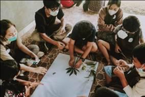"""Lewat """"Tell Me Tales"""" Menggali Kreativitas Anak"""