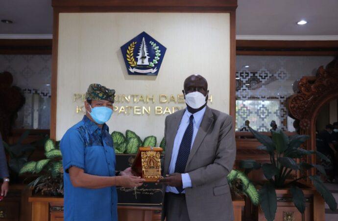 Duta Besar Ethiopia Berkunjung ke Badung
