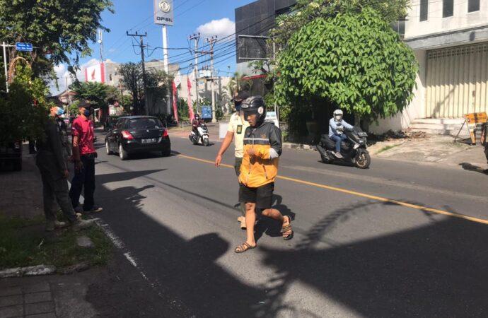 Masih Saja Ada Pelanggar Prokes di Kota Denpasar