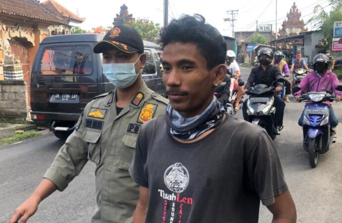 Tak Gunakan Masker, 11 Orang Ditindak