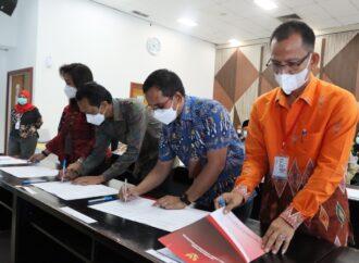 Pemkot Denpasar Terima Mesin ADM dari Kemendagri
