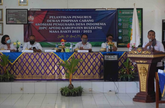 UMKM Buleleng Kolaborasi dengan DPC Apedi