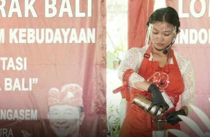 Mixologi Arak Bali