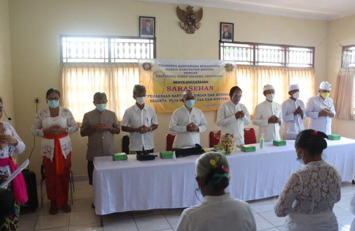 PSN Korda Gelar Sarasehan Pemaknaan Banten Galungan dan Kuningan