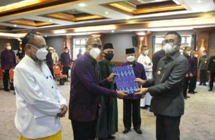 Walikota Jaya Negara Kukuhkan FKUB Kota Denpasar