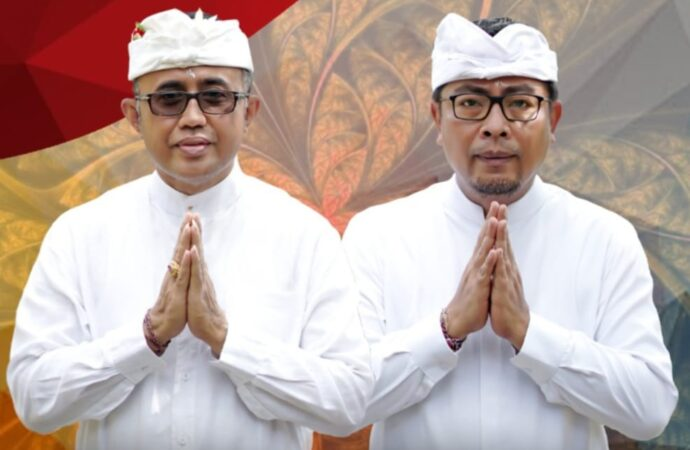 Jaya Negara dan Arya Wibawa Ucapkan Selamat Hari  Raya  Galungan dan Kuningan