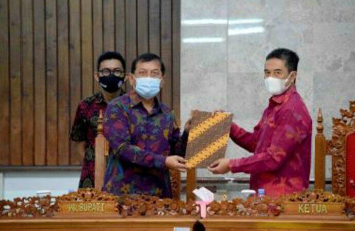 Rekomendasi Legislatif Atas LKPJ 2020 untuk Optimalkan Kinerja Pemkab Buleleng
