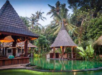 Keramas Sacred River Village Resort,  Hunian dengan Nuansa Alam