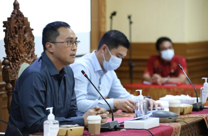 Badung Tata Sarana Utilitas Terpadu Fiber Optic