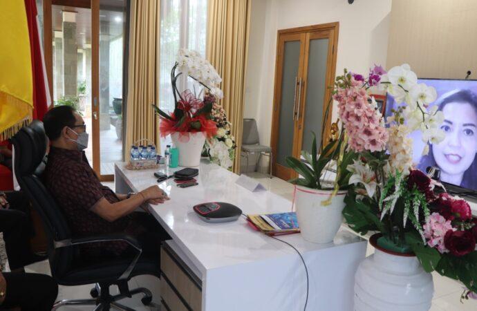 Vaksinasi, Kunci Pemulihan Perekonomian Bali