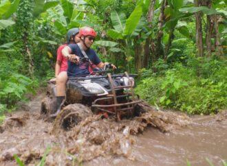 Adu Nyali di D'tegal ATV Adventure. Ini Tantangannya