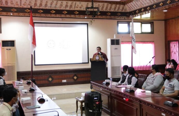Bupati Sanjaya: Generasi Muda Harus Cerdas