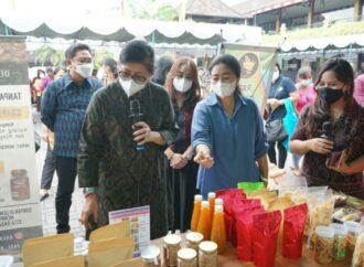 Pasar Murah, Bantu Kebutuhan Warga Jelang Galungan