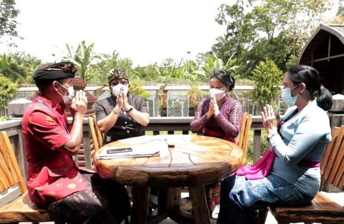 Bupati Giri Prasta Ajak Masyarakat Sukseskan Pendataan Keluarga Tahun 2021