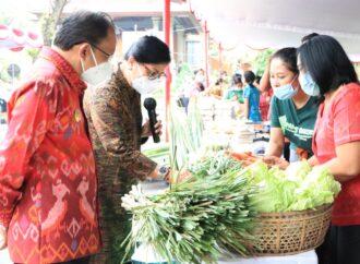 Pasar Murah Menyambut Hari Raya Galungan dan Kuningan