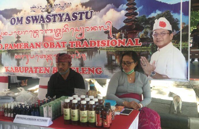 UMKM Buleleng Kembangkan Produk Herbal Lokal