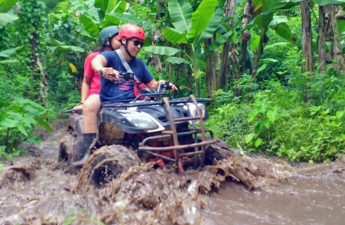 Gut Check at D'Tegal ATV Adventure. Here Is the Challenge