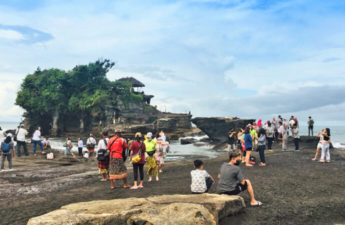 Tanah Lot Ready to Welcome Visitors on Eid Al-Fitr Holidays