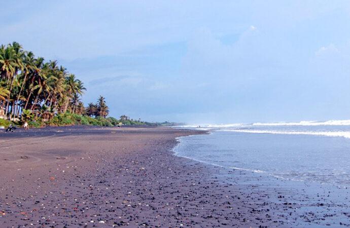 The Charm of Pasut Beach