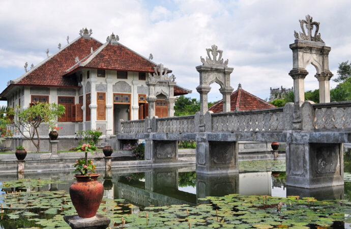 Ujung Water Palace Ready to Receive Foreign Tourists
