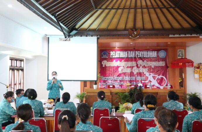 Pelatihan dan Penyuluhan Pemberdayaan Perempuan di  Desa Gubug