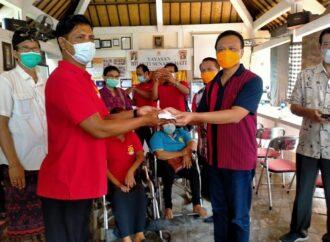 Bantuan untuk Yayasan Bhakti Senang Hati
