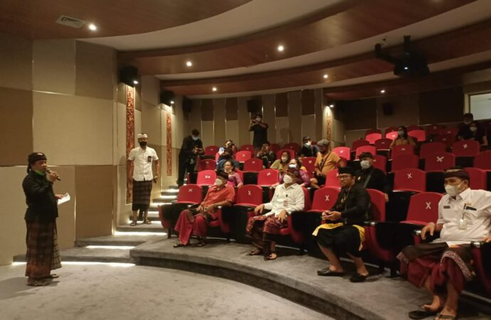 Belajar dari Film 'Pan Balang Tamak' Karya Celekontong Mas