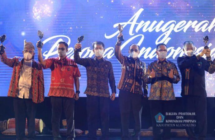 Klungkung Raih Dua Penghargaan Pariwisata Anugerah Pesona Indonesia Tahun 2020