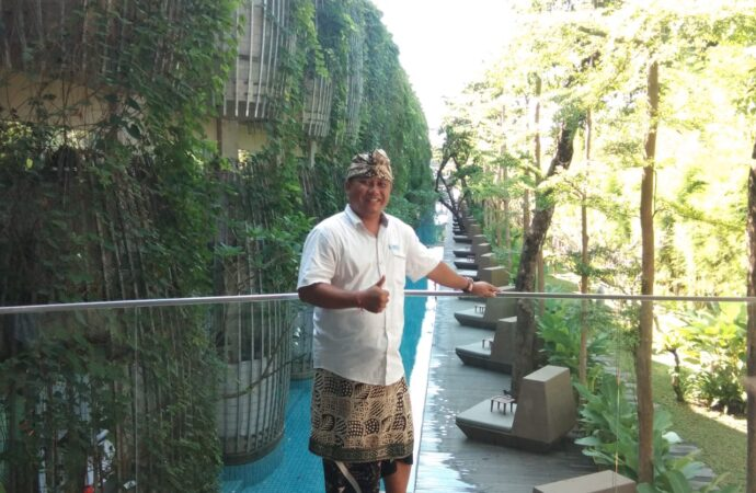 Maya Sanur Resort & Spa Dukung Green Zone