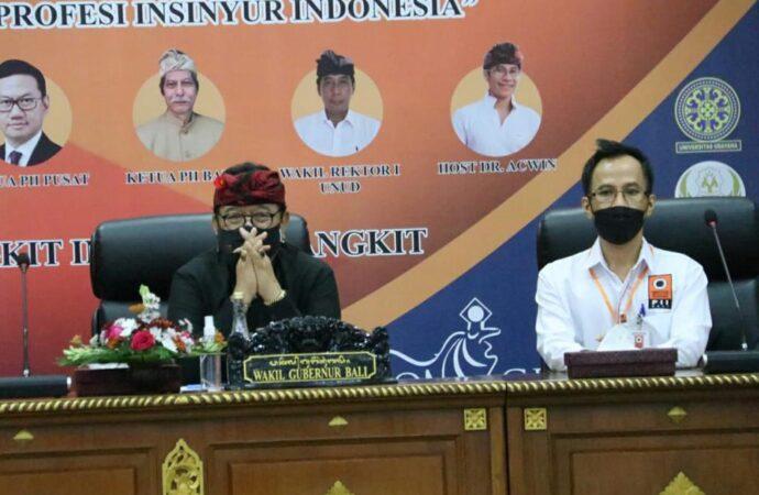 PII Bali Diminta Semakin Gesit Implementasikan Kearifan Lokal