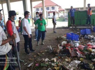 Suwirta  Pastikan Sistem Pengelolaan Sampah Terus Berjalan Maksimal