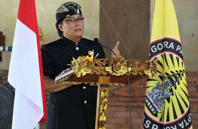 """Giri Prasta Ingatkan Aktualisasi """"Catur Swadarmaning Kepasekan"""""""