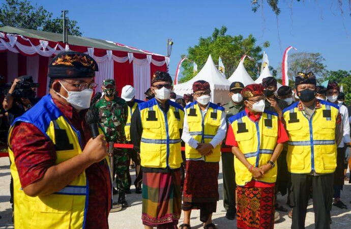 Embung Sanur,  Reduksi Banjir dan Pusat Rekreasi Baru