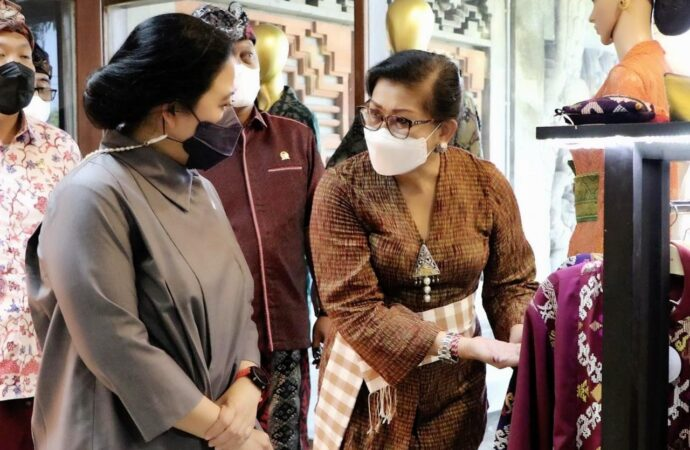 Puan Maharani Kagum,  Bali Bangkit di Tengah Pandemi Covid-19
