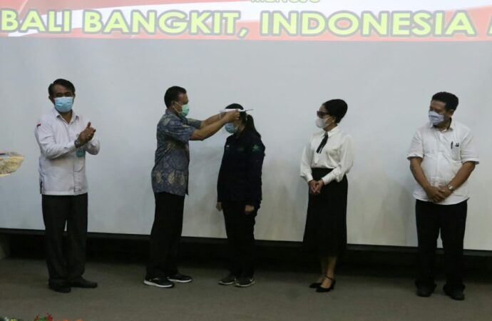 Sinergitas Akademisi, TNI-POLRI dan Birokrasi, Perkuat Penanganan Covid-19
