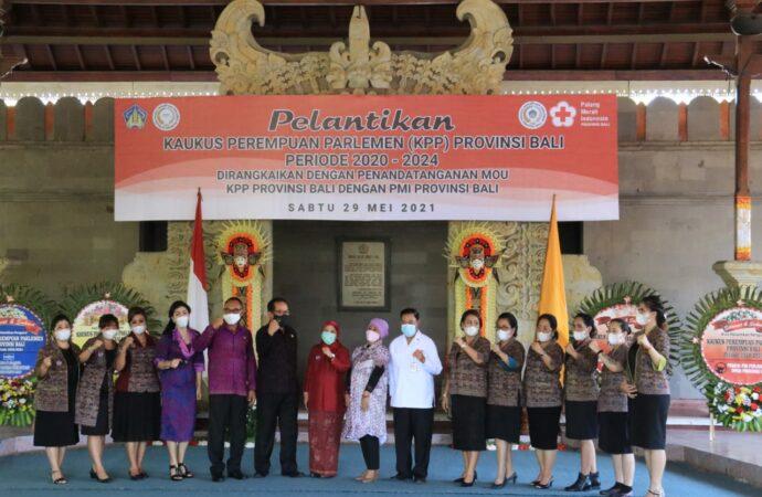 KPP Provinsi Bali 2020-2024 Dilantik