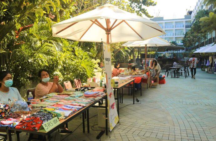 Fairfield By Marriott Bali Legian Gelar Weekend Bazaar dan Charity