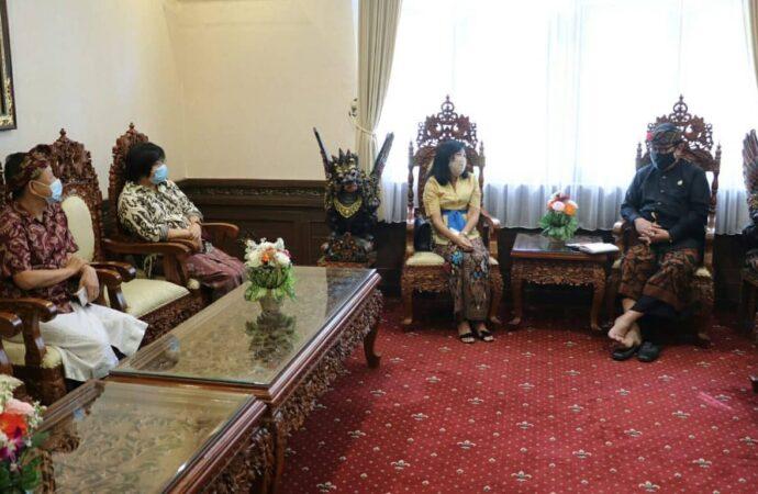 Bali Tingkatkan Kerjasama dengan Tiongkok dan Belgia, Melalui Jiangxi Export Online 2021