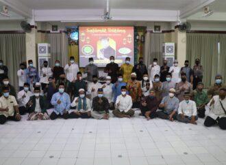 Buka Puasa Bersama di Masjid Agung Ibnu Batutah Puja Mandala