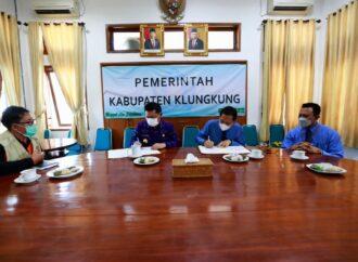 Pemkab Klungkung Terima Bantuan CSR dari BPD Bali