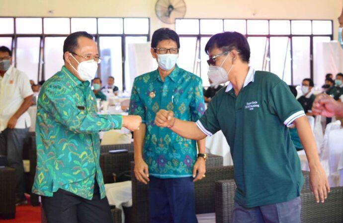 KONI Buleleng Rancang Program Kerja di Masa Pandemi