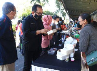 Pasar Rakyat Pemrov Bali Berlangsung Hingga Sabtu, 8 Mei 2021