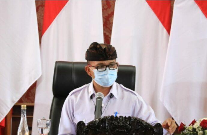 Pemprov Bali Serahkan Sumbangan untuk Korban Bencana NTT