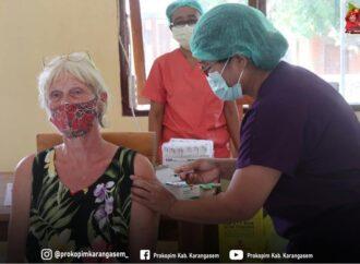 Ini Kendala Vaksinasi Massal di Karangasem
