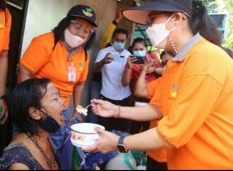 Bantuan Sosial di Tiga Wilayah Kecamatan Tabanan