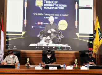 Badung Sudah Lindungi Hak Cipta Kekayaan Intelektual