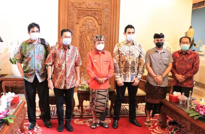 3 Juta  Masyarakat Bali Diharapkan Divaksin  Covid-19