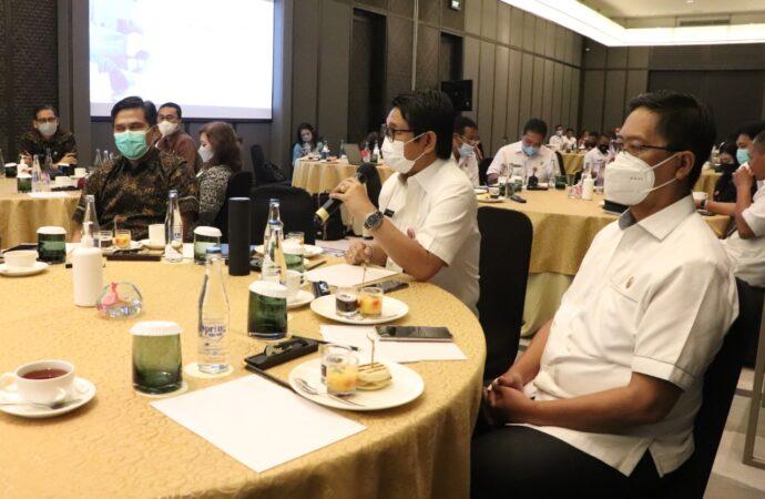 """Ini """"Capacity Building"""" Fasilitas PDF di Nusa Dua"""