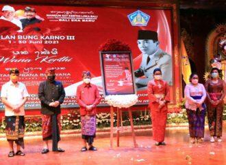 427 Desa di Bali Gelar Kegiatan Bulan Bung Karno